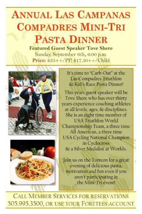 09.06.15 Pasta Dinner- Poster